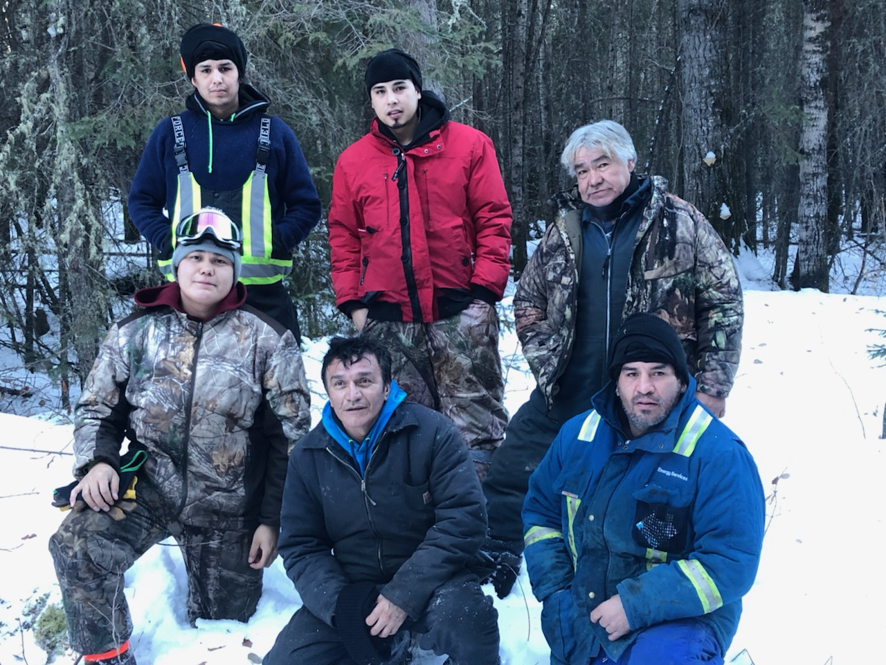Wildlife Monitoring Project Starts off with a Bang in Whitefish Lake (Atikameg) First Nation